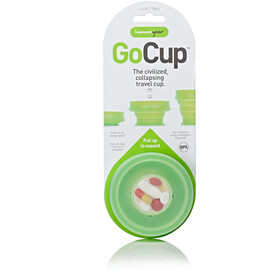 humangear GoCup 118ml, green